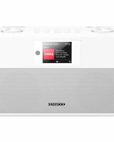 Internetový rádioprijímač Kenwood CR-ST100S biely