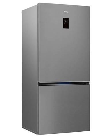 Kombinácia chladničky s mrazničkou Beko Rcne720e3vzxpn