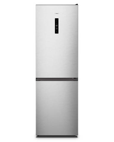 Kombinácia chladničky s mrazničkou Gorenje Advanced N619eaxl4 nerez