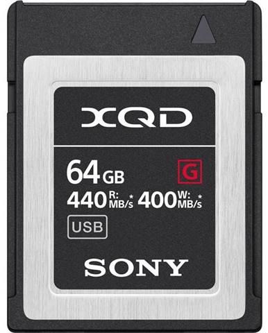 Pamäťová karta Sony XQD G 64 GB