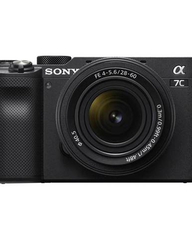 Digitálny fotoaparát Sony Alpha 7C + 28-60 čierny