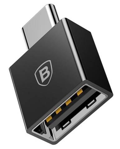 Redukcia Baseus USB-C/USB čierna