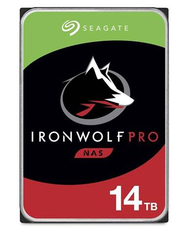 "Pevný disk 3,5"" Seagate IronWolf Pro 14TB"