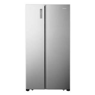 Americká chladnička Hisense Rs677n4bie nerez