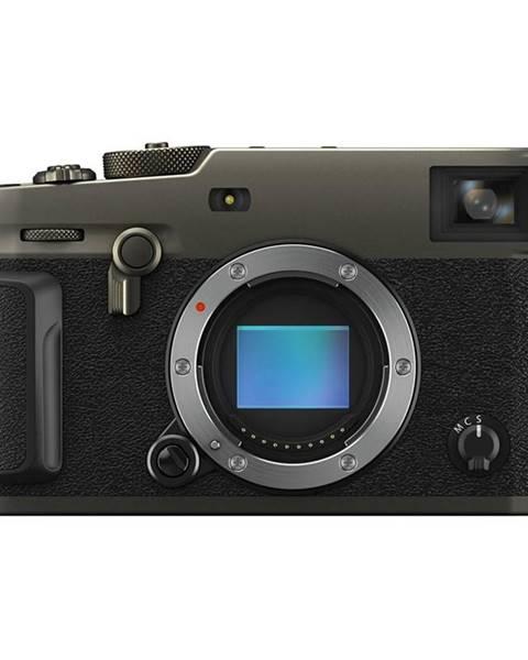 Fujifilm Digitálny fotoaparát Fujifilm X-PRO3 siv