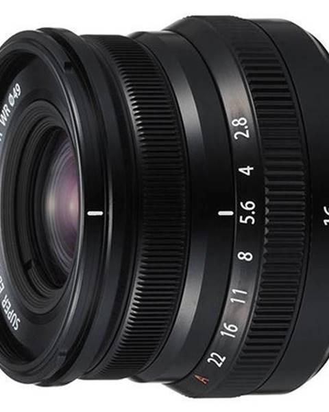 Fujifilm Objektív Fujifilm XF16 mm f/2.8 R WR čierny