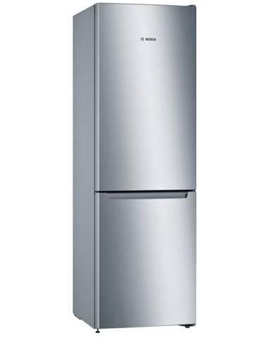 Kombinácia chladničky s mrazničkou Bosch Serie | 2 Kgn36nlea nerez
