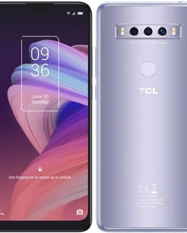 Mobilný telefón TCL 10SE strieborný