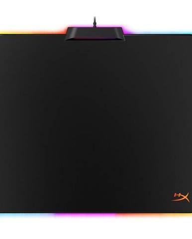 Podložka pod myš  HyperX Fury Ultra RGB Gaming 36 x 30 cm čierna