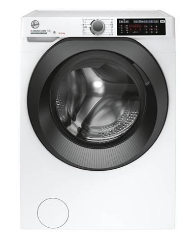Práčka so sušičkou Hoover HD 485Ambb/1-S biela