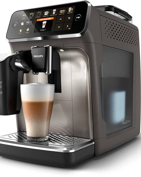 Philips Espresso Philips Series 5400 LatteGo EP5444/90