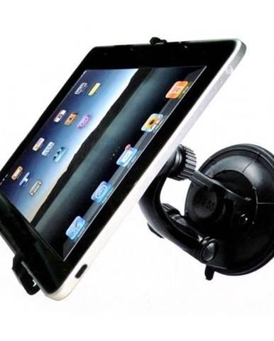 Držiak na tablet WG 2v1, na sklo a opěrku hlavy čierny
