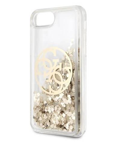 Kryt na mobil Guess Circle Glitter na Apple iPhone 8/SE