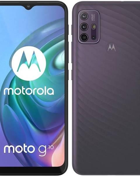 Motorola Mobilný telefón Motorola Moto G10 - Aurora Grey