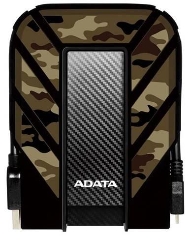 Externý pevný disk Adata HD710M Pro 1TB - kamufláž