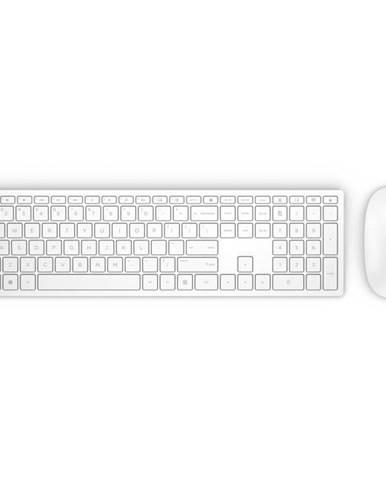 Klávesnica s myšou HP Pavilion 800, SK layout biela