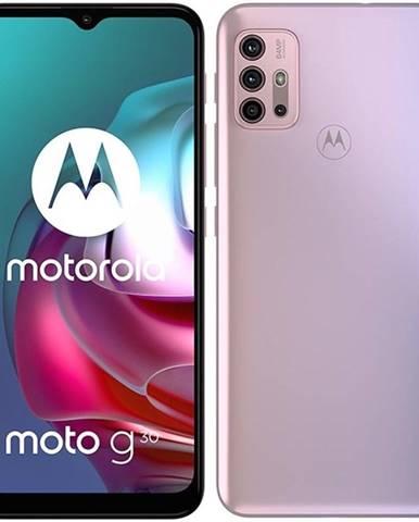 Mobilný telefón Motorola Moto G30 - Pastel Sky