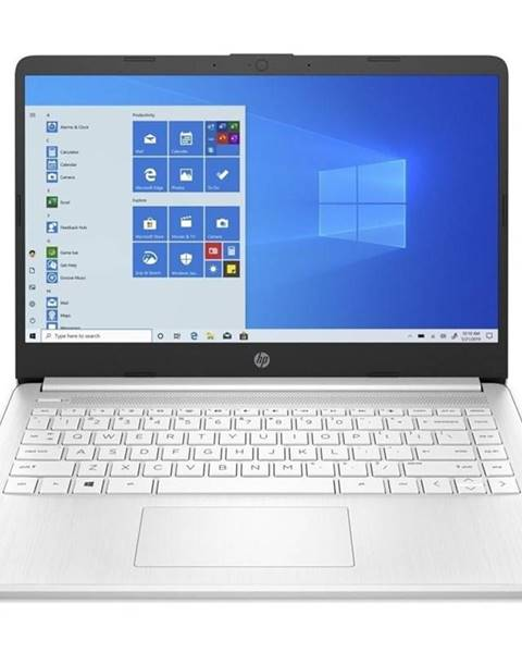 HP Notebook HP 14s-dq1003nc biely