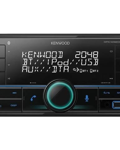 Autorádio Kenwood DPX-M3200BT čierne