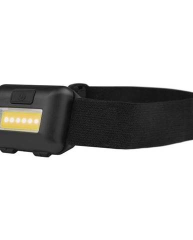 Čelovka  Emos COB LED P3537, 110 lm, 3× AAA