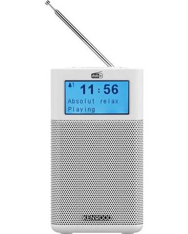 Rádioprijímač s DAB+ Kenwood CR-M10dab biely