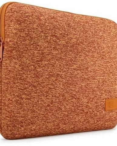 """Púzdro Case Logic Reflect Refpc114p na notebook 14"""" oranžové"""