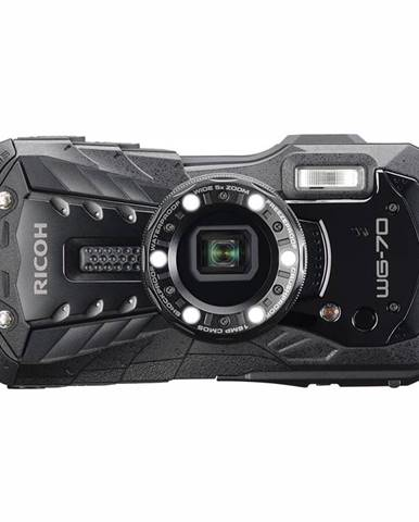 Digitálny fotoaparát Ricoh WG70 čierny