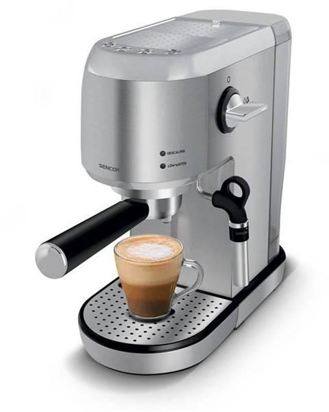 Sencor Espresso Sencor SES 4900SS strieborn