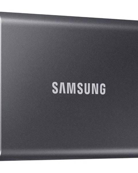 Samsung SSD externý Samsung T7 1TB sivý