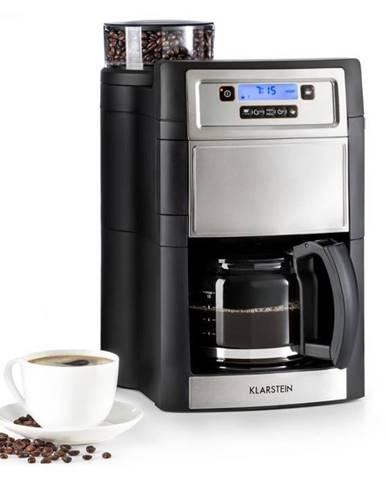 Kávovar Klarstein Aromatica II strieborn