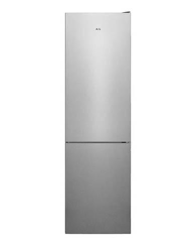 Kombinácia chladničky s mrazničkou AEG Mastery Rcb636e4mx nerez