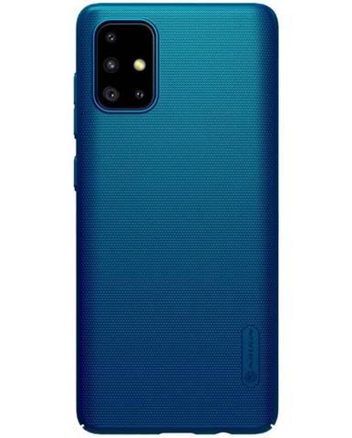 Kryt na mobil Nillkin Super Frosted na Samsung Galaxy A71 modr