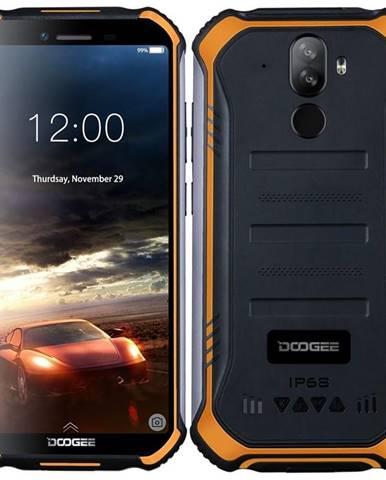Mobilný telefón Doogee S40 32 GB oranžový