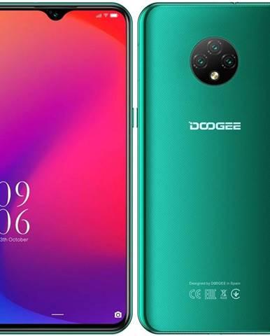 Mobilný telefón Doogee X95 2020 zelený