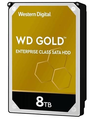 "Pevný disk 3,5"" Western Digital Gold 8TB"