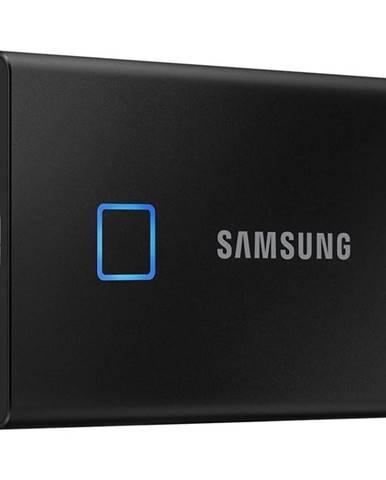 SSD externý Samsung T7 Touch 2TB čierny