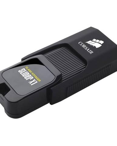 USB flash disk Corsair Voyager Slider X1 16GB čierny