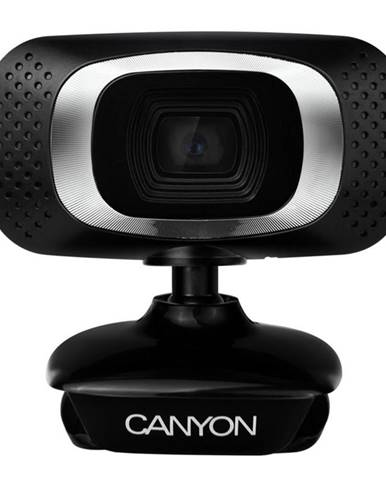 Webkamera Canyon CNE-Cwc3n 720p čierna