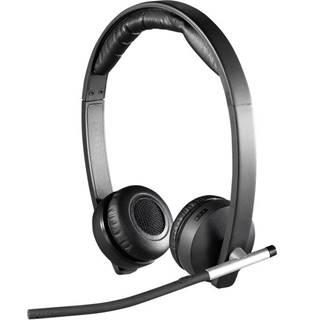 Headset  Logitech Dual H820e čierny