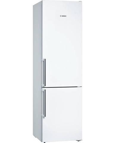 Kombinácia chladničky s mrazničkou Bosch Serie   4 Kgn39vwep biela