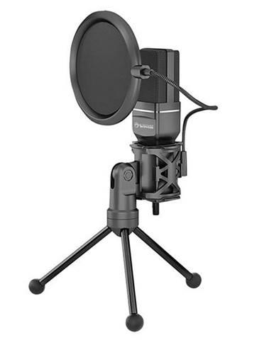 Mikrofón Marvo MIC-03 čierny