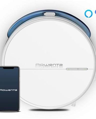 Robotický vysávač Rowenta Explorer Serie 60 Rr7447wh  biely