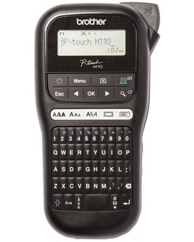 Tlačiareň štítkov Brother PT-H110