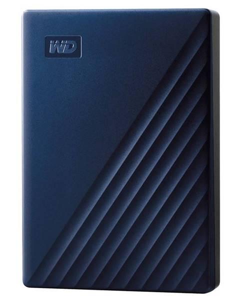 Western Digital Externý pevný disk Western Digital 5TB pro Mac modrý