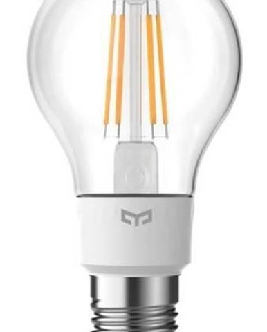 Inteligentná žiarovka Yeelight Smart Filament, E27, 6W, teplá bílá