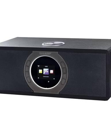 Internetový rádioprijímač Sharp DR-I470pro čierny