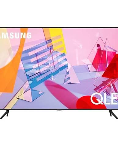 Televízor Samsung Qe85q60ta čierna