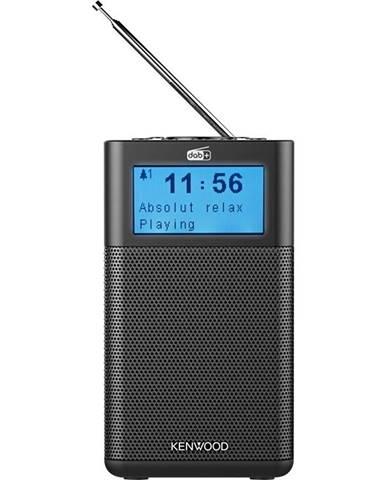 Rádioprijímač s DAB+ Kenwood CR-M10dab-B čierny