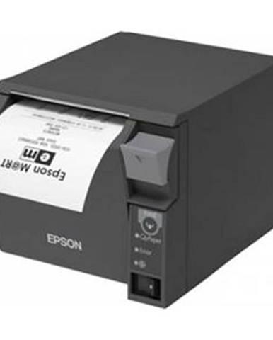 Tlačiareň pokladničná Epson TM-T70II čierna