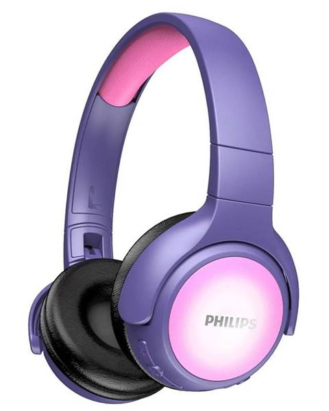 Philips Slúchadlá Philips Takh402pk ružová
